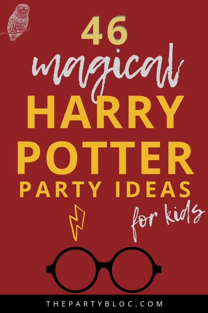 These amazingly creative Harry Potter party ideas will help you bring the Wizarding World to life, whatever the occasion.