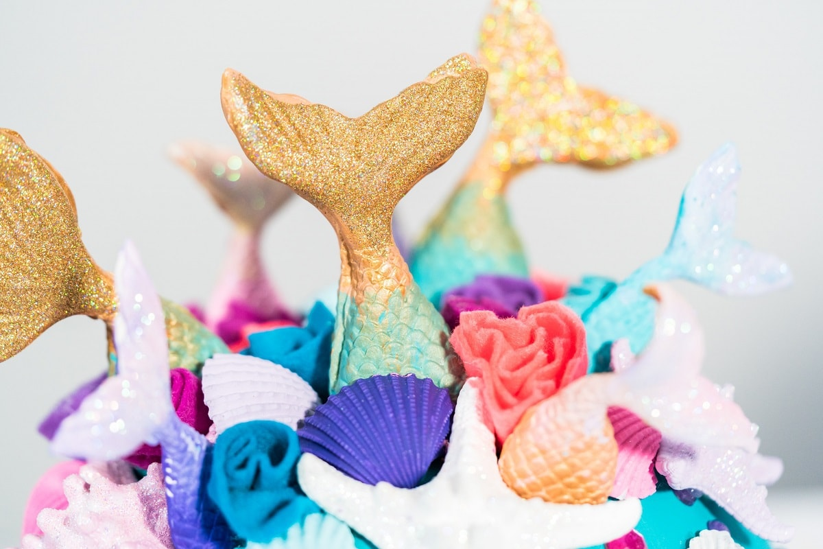 ideas for a mermaid birthday party
