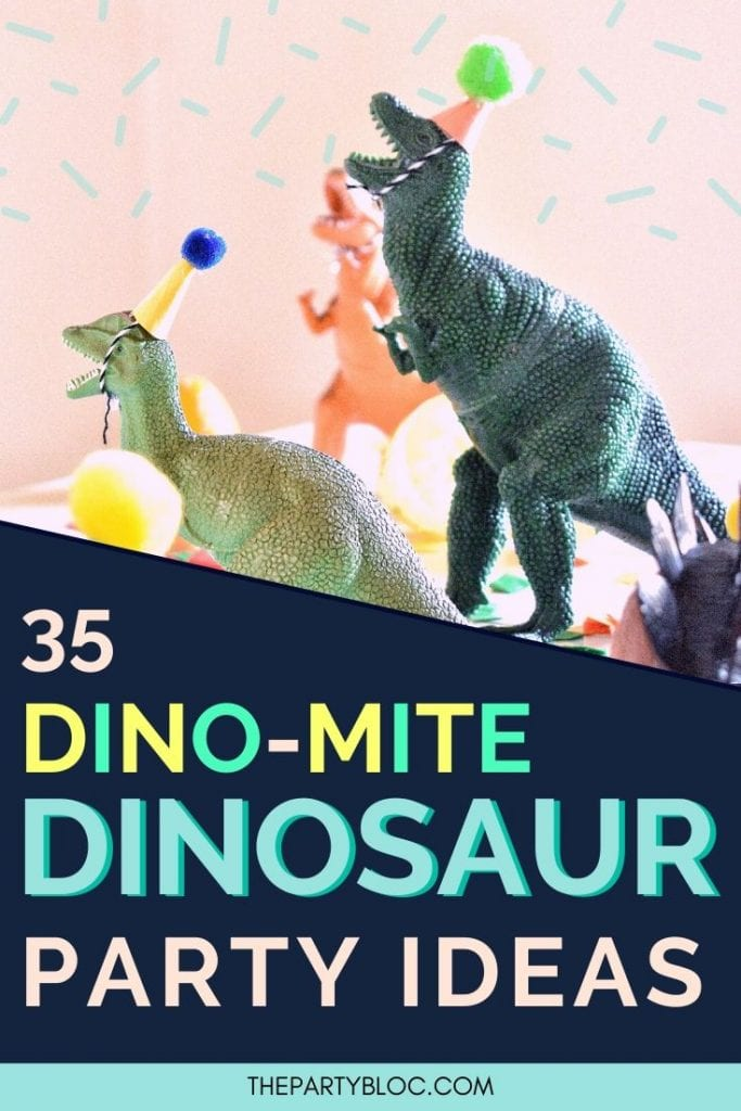 Planning a birthday party for your dinosaur loving kid? If you want simple party ideas that are easy to plan, budget friendly, and fun for kids and parents then take a look at these rawr-some ideas for party food, birthday cake, decorations, activities and more