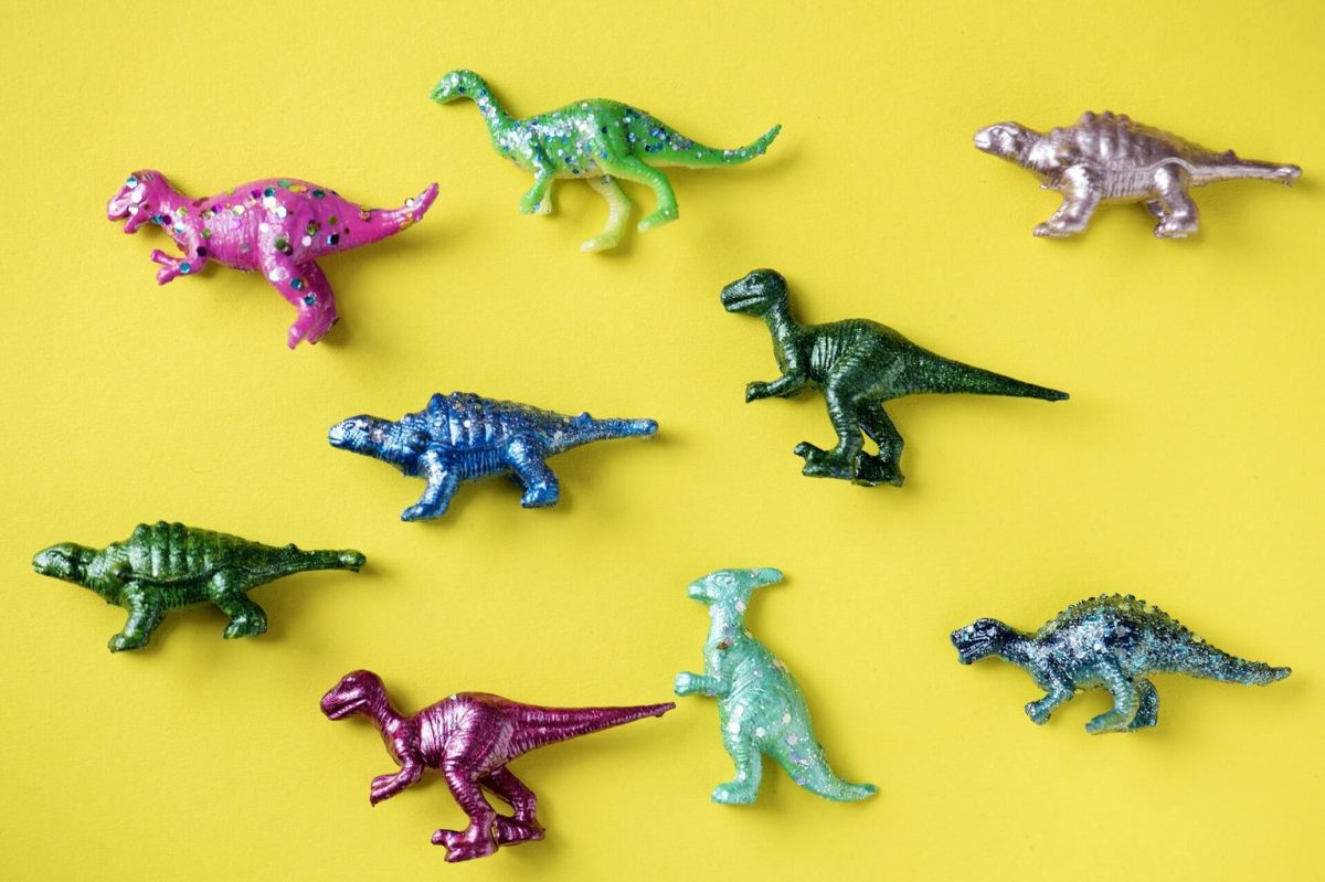 free dinosaur party printables